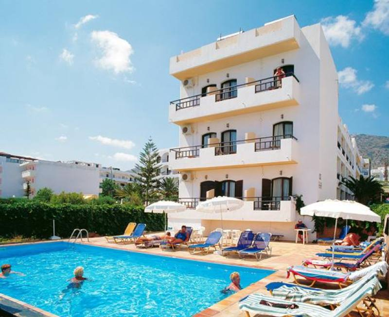 Hotel Mari Kristin - Chersonissos - Heraklion Kreta